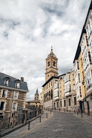 Picture of the city of Vitoria-Gasteiz
