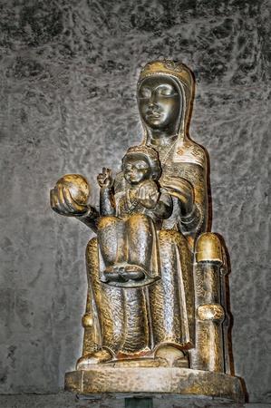 Image of the Virgin of Montserrat