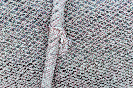 fishingnet: Special to fund fishing nets Stock Photo
