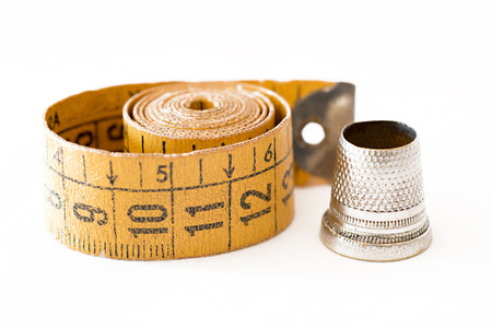 tailoring: Various objects dressmaker and tailoring