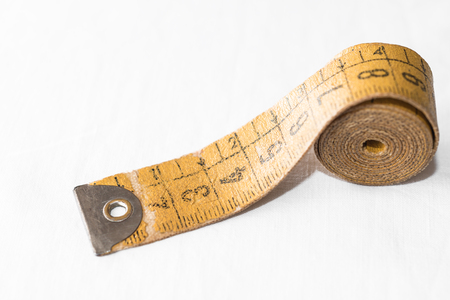 tape measure used by a tailor
