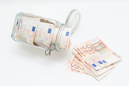saved: Detail saved money to save