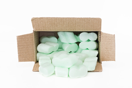 polystyrene: Polystyrene for the protection of goods and delicate objects