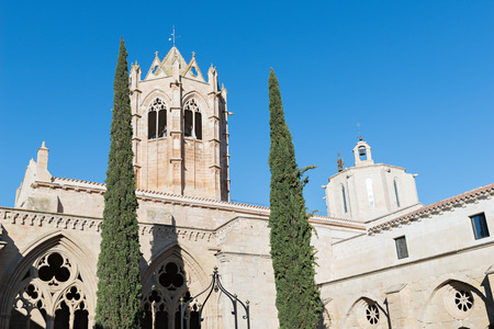 Monastery of Vallbona de las Monjas, also called the Royal Monastery of Santa Mar�a de Vallbona and Our Lady of Vallbona, is a female Cistercian abbey, located in the Catalan region of Urgel in the municipality of Vallbona de las Monjas (L�rida).