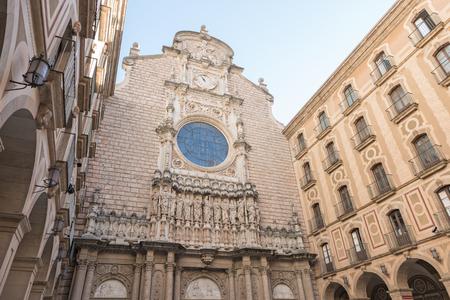 Details Monastery Montserrat (Barcelona - Spain) Reklamní fotografie