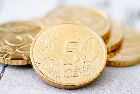 Graphics, coins and banknotes of the European Union