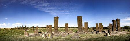 Ahlat Seljuq Dynasty Cemetery