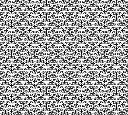 Classic wallpaper pattern created in Adobe PS. Stock Photo - 9844323