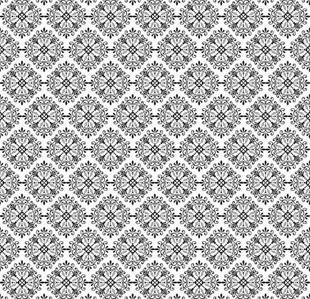 Classic wallpaper pattern photo
