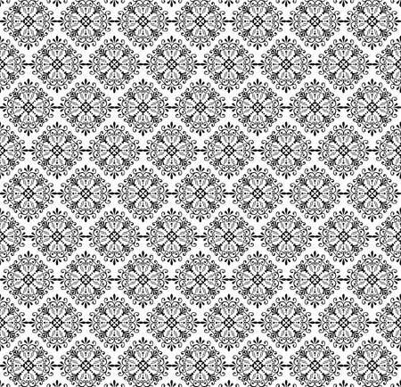 Classic wallpaper pattern photo