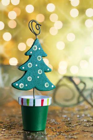 fake christmas tree: Christmas decoration   Christmas greating cards