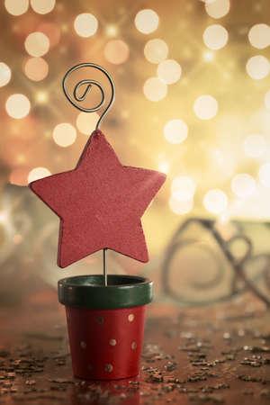 Cartes de Noël décoration de Noël Greating