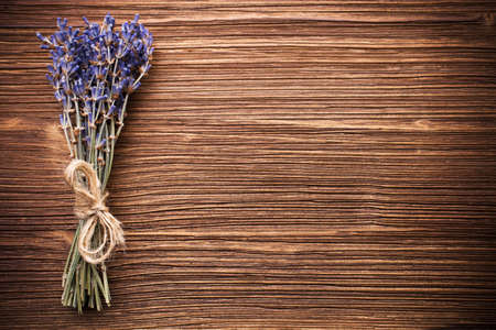 Spa accessories, lavender.