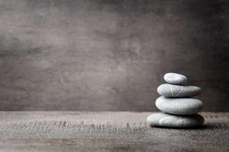 Stones spa behandeling scène, zen als concepten. Stockfoto - 40869330