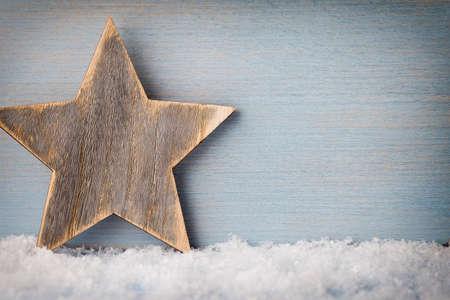 christmas decor: Christmas greeting card. Symbol and decor.
