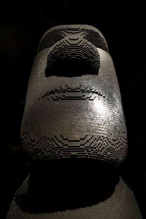 moai Reklamní fotografie
