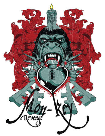 kong: Monkey revenge