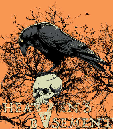 corbeau: Le sous-sol du ciel