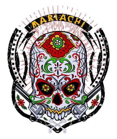 mariachi: Mariachi schedel