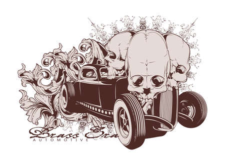 roadster: Brass Era