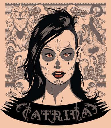 Catrina  Vector