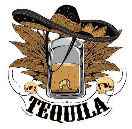 drunk party: Tequila
