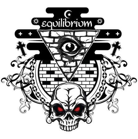 equilibrium: Equilibrium Illustration