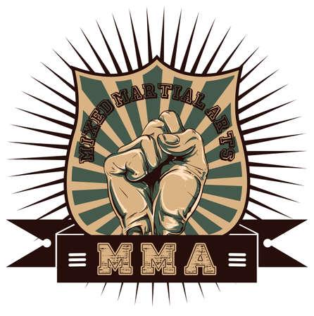 artes marciales: Las artes marciales mixtas
