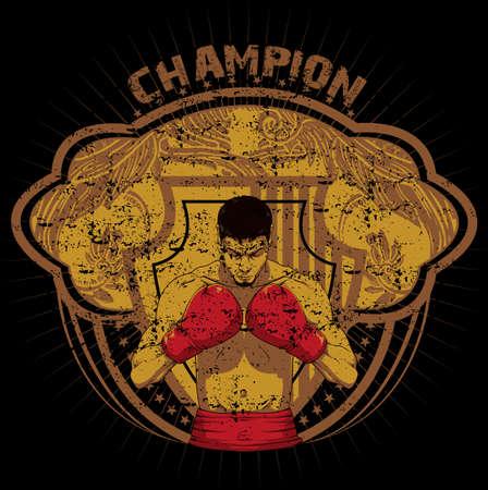 champs: Champion  Illustration