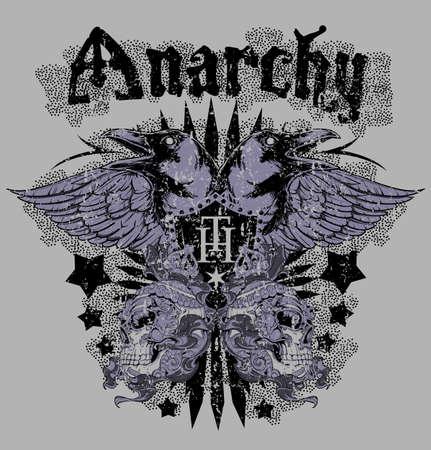 anarchy: Anarchy  Illustration