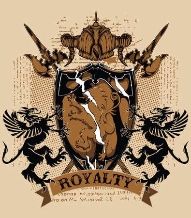 royal guard: Royalty