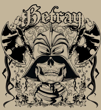 Betray  Vector