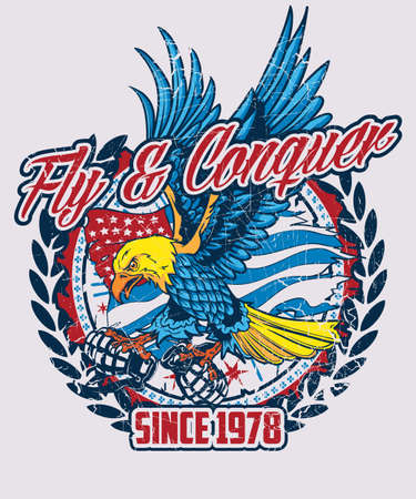 flying eagle: Fly and conquer