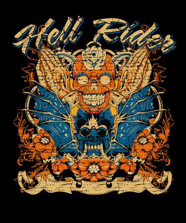 haunt: Hell rider