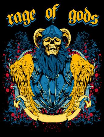rage: Rage of gods Illustration