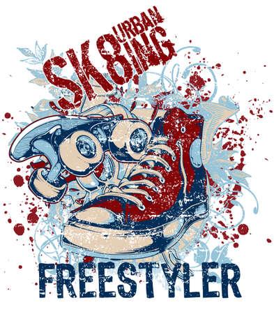 Freestyler Vector