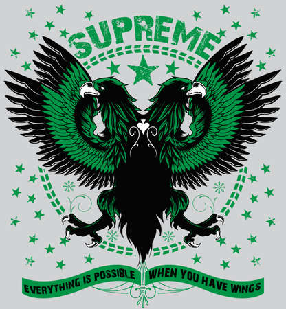 supreme: Supreme flight