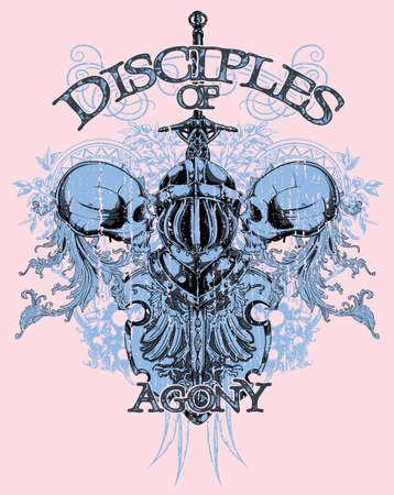 disciples: Disciples of agony