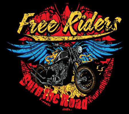 tshirt: Burn the road