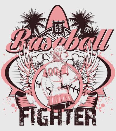 guante de beisbol: Luchador Béisbol