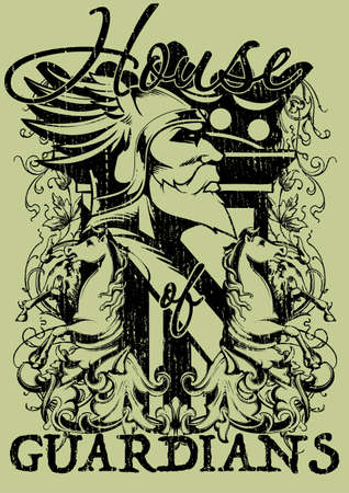 gargoyle: House of guardians