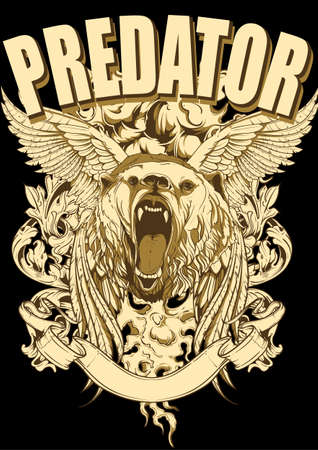 Predator  Illustration