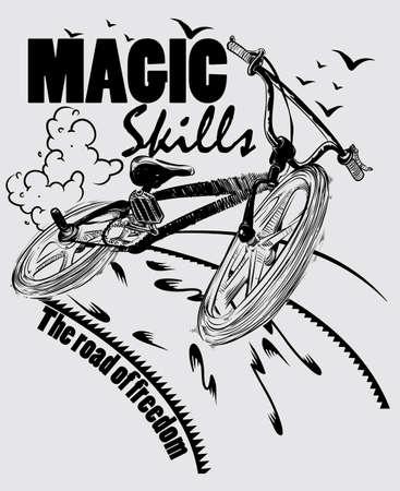 mtb: Magic skills  Illustration