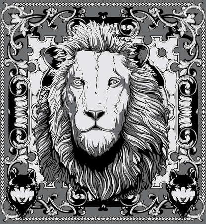 Lion king  Ilustração