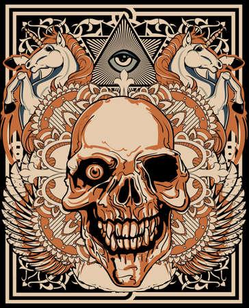 masters of rock: Flying eye