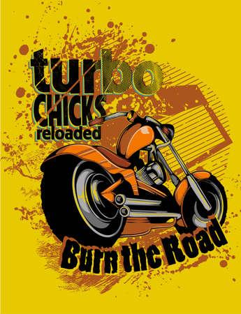 motorsport: Turbo chicks