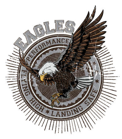 aguila americana: Eagles