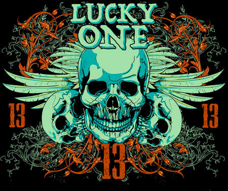 Lucky one  Vector