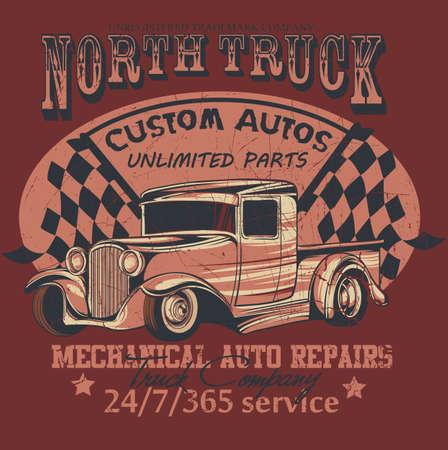Norte de camiones