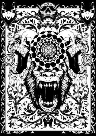 wilkołak: Protektor sztuki